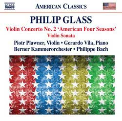 CD-Cover Philip Glass